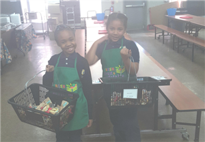 fresh fruit and vegetable ambassadors