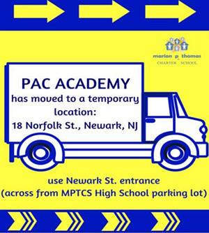 pac moving flyer