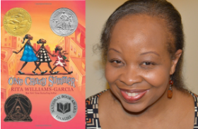 Award-Winning Author Rita Williams-Garcia visits Marion P. Thomas Charter School  to Kick-Off Black History Month Celebration