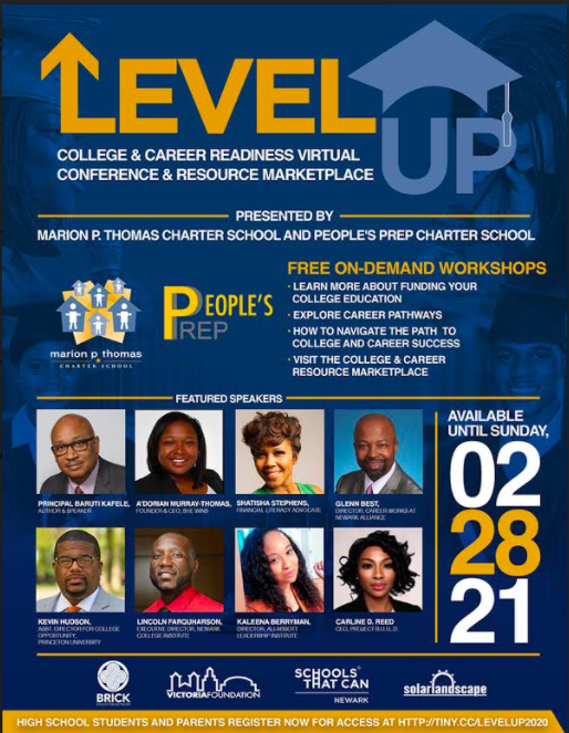Join us for the Level Up College & Career Readiness Conference